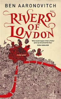 Rivers of London, Ben Aaronovitch cover