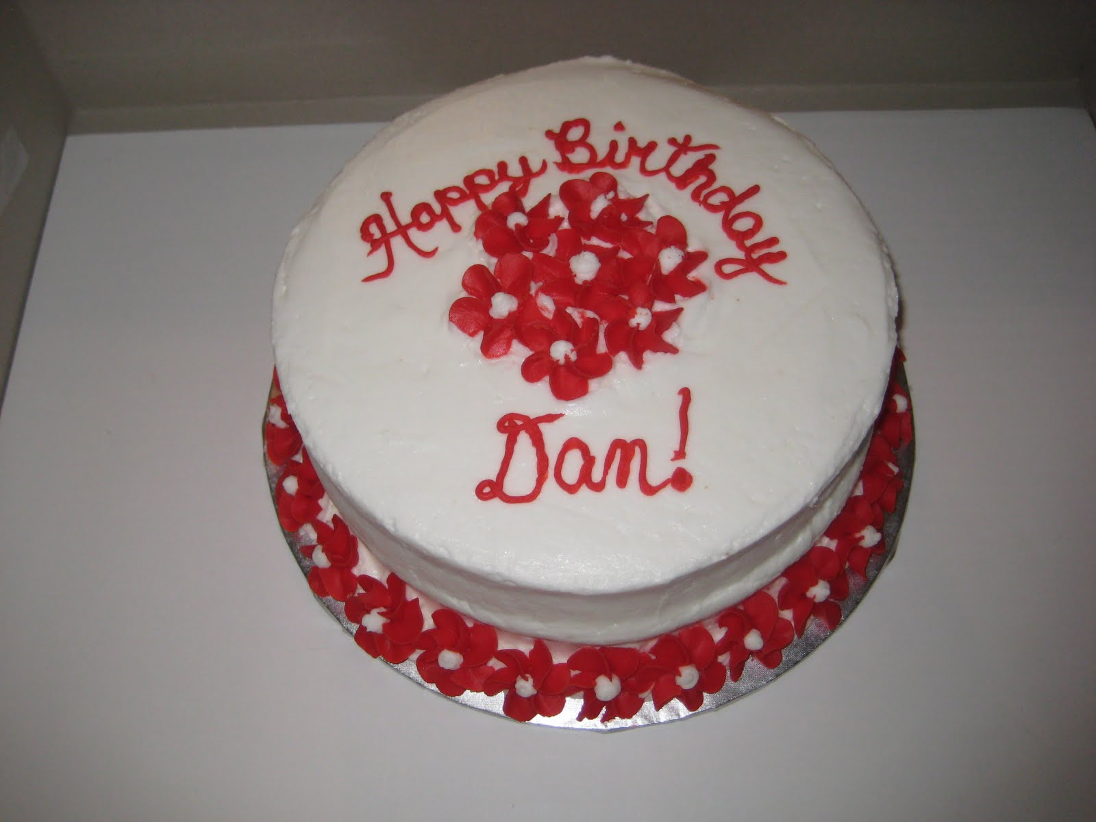 Birthday Cake Images For Daniel : This Just In...: Happy Birthday, Dan!