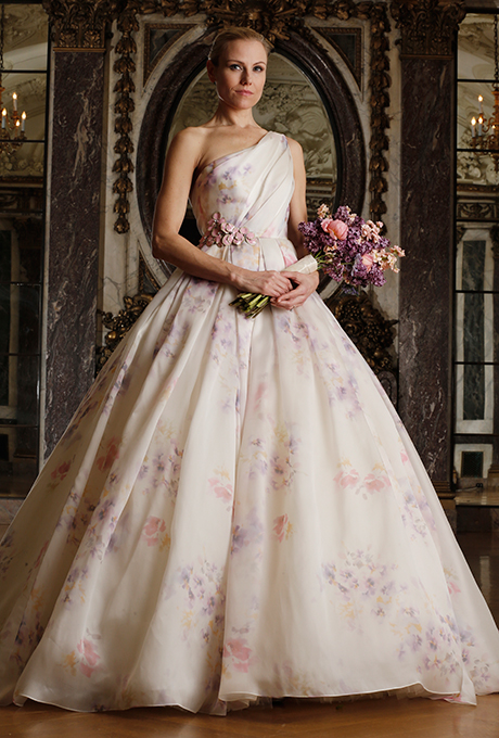 Non White Bridal Ball Gown Wedding 2016 | bridal and wedding gowns
