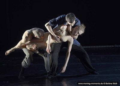 Fotografía del día internacional de la danza