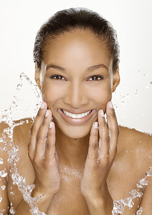 how to make skin clear in one day