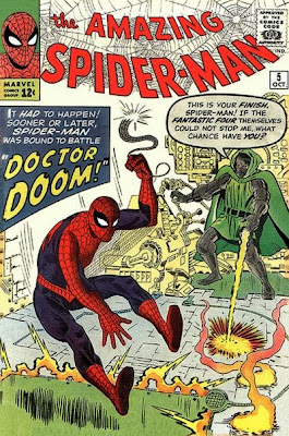 Amazing Spider-Man #5, Dr Doom