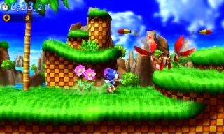3DS Sonic Generations Screenshot