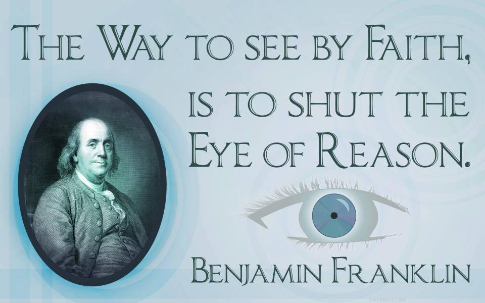 i believe essay by benjamin franklin