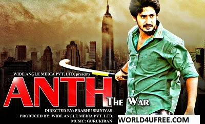 Anth The War (jeeva) 2015 Hindi Dubbed WEBRip 480p 350mb