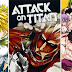 Fairy Tail, The Seven Deadly Sin and Attack on Titan on Free Comic Book Day
