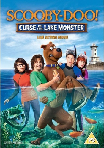 Scooby Doo Curse Of The Lake Monster DVDRip Latino