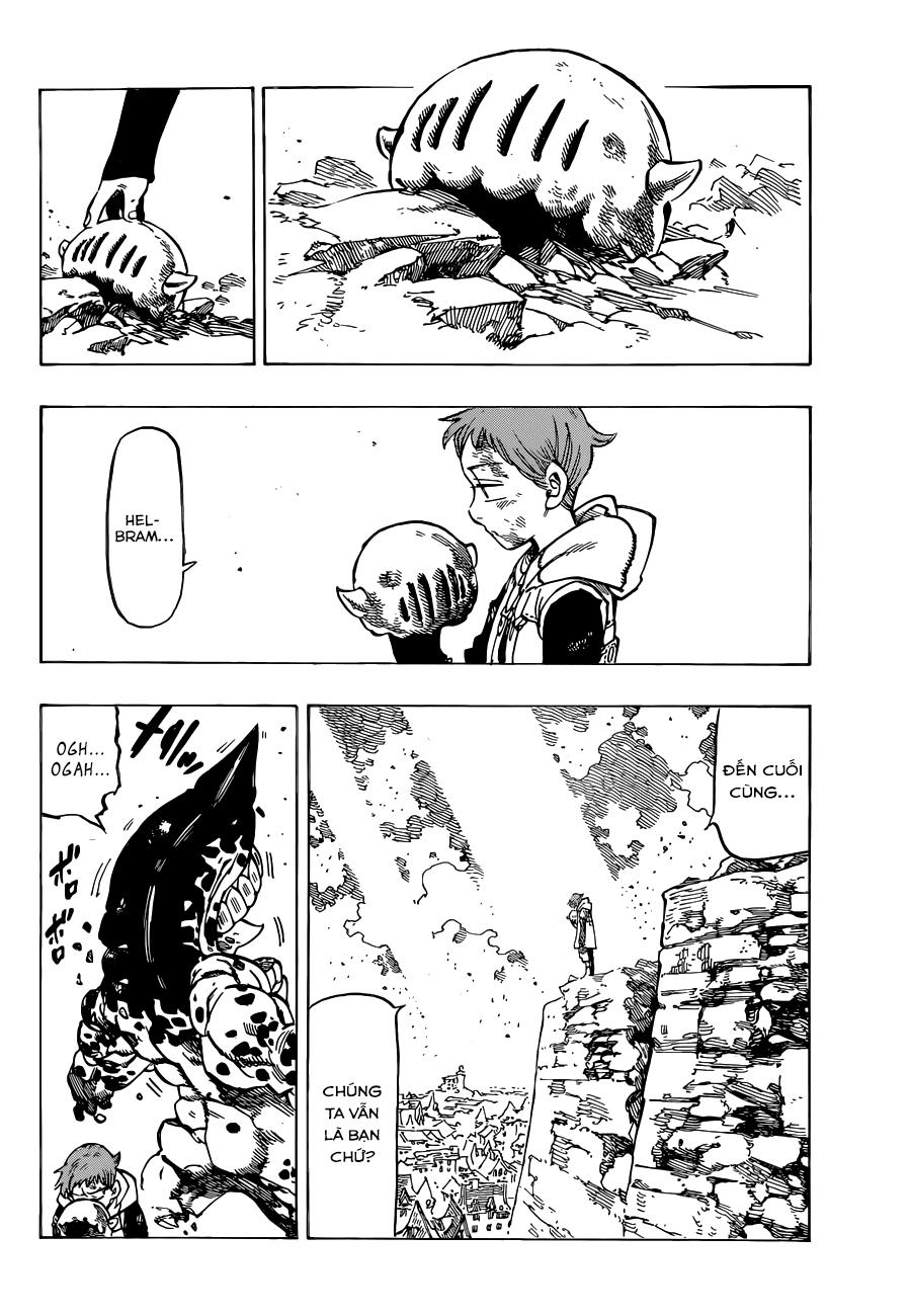 Nanatsu no Taizai - Thất Hình Đại Tội chap 90 page 15 - IZTruyenTranh.com
