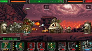 Metal Slug Defense - Game Strategy Android Terbaik