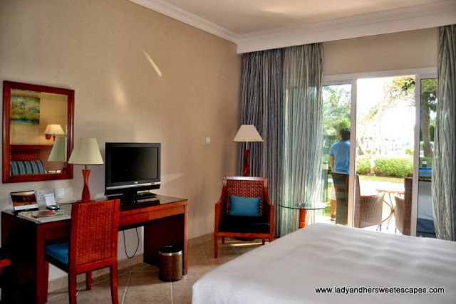 our classic room at Fujairah Rotana Resort and Spa