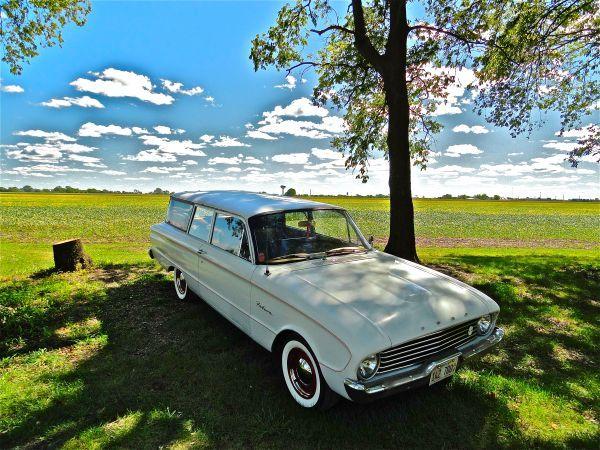 Craigslist 1960 Ford 4x4 Autos Weblog