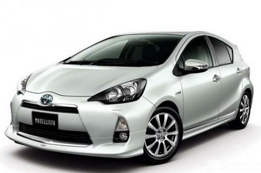 the day after christmas toyota motor corp launches toyota aqua new