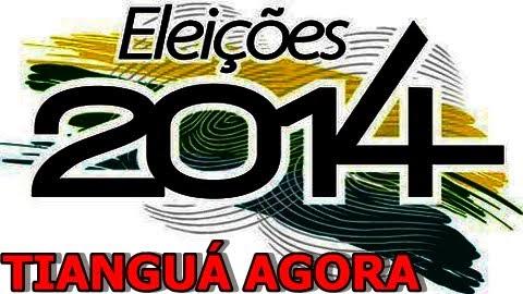 RESULTADOS DAS ELEIÇÕES 2014!