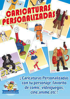CARICATURAS PERSONALIZADAS