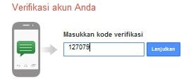 Infokus - Kode Verifikasi