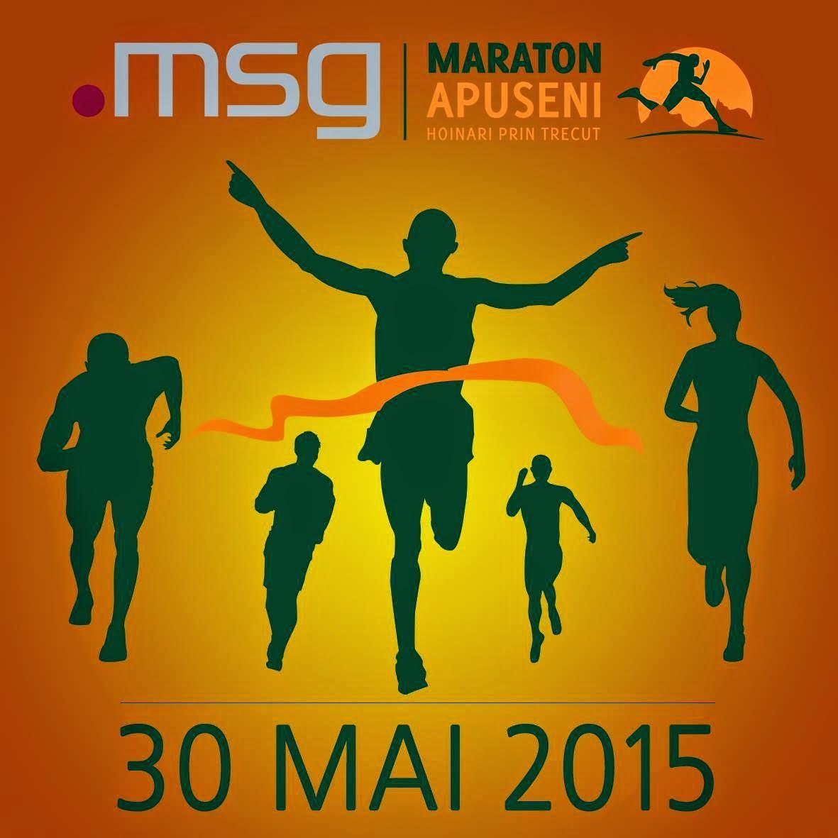 Maraton Apuseni 2015