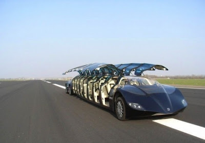 Electric superbus