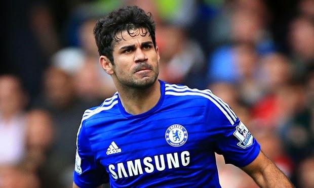 Costa dihukum tiga larangan pertandingan larangan