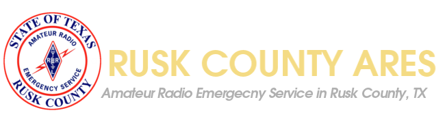 Rusk County ARES