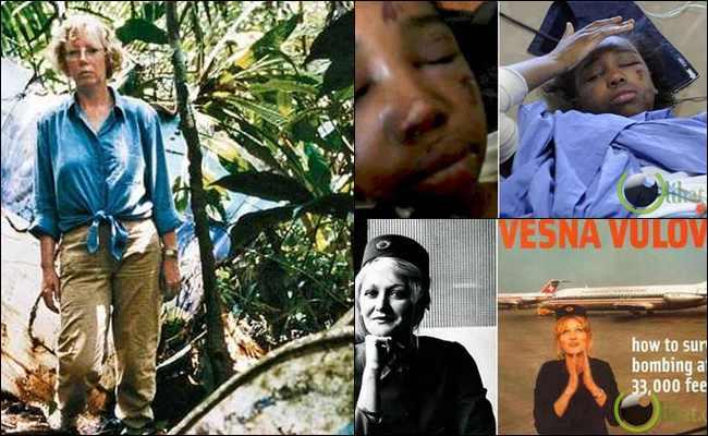 10 Orang ini masih Hidup setelah jatuh dari Ketinggian Ribuan Kaki