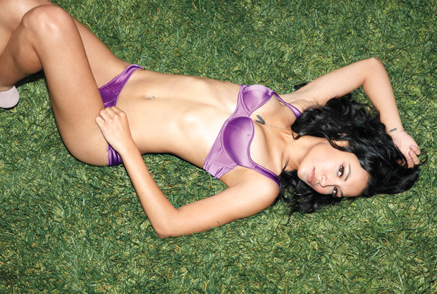 Maxim Hot 100 2013 - #45 Naya Rivera