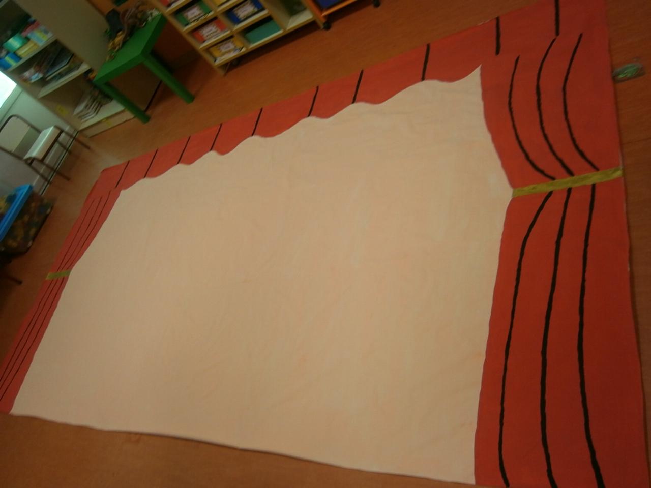 La clase de miren mis experiencias en el aula el mural for Murales de fotos para pared
