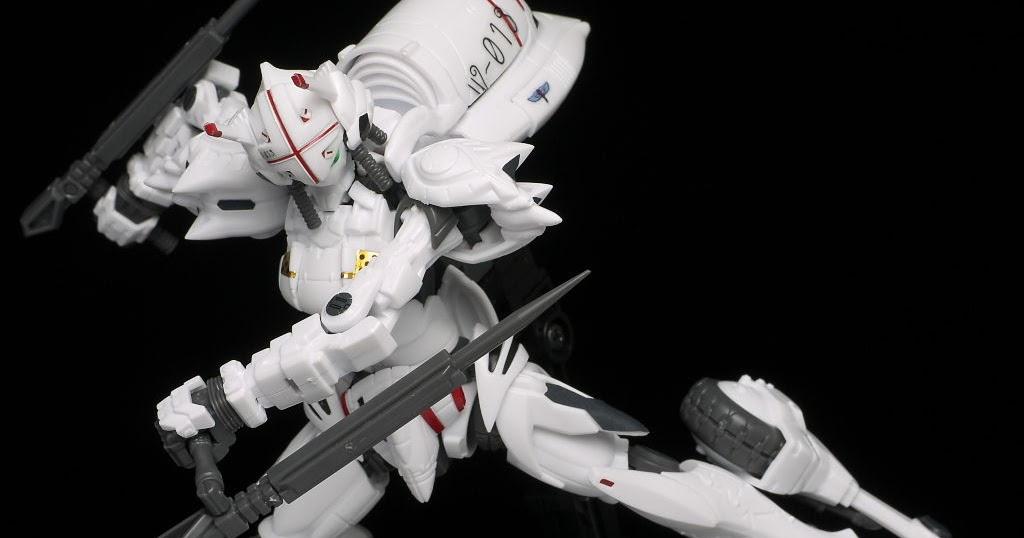 Robot Damashii (Side KMF) Alexander (Akito) by Bandai
