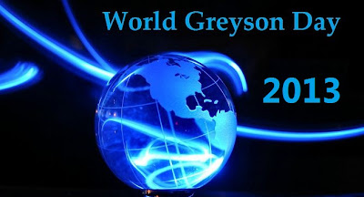 Greyson Chance World Greyson Day 2013