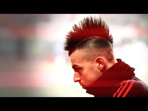 Stephan El Shaarawy Handsome Haircut