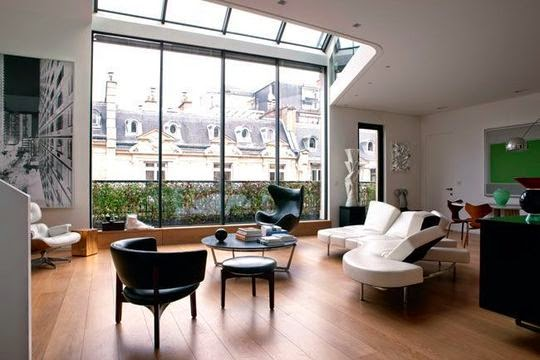 Interior Design Apartment Paris