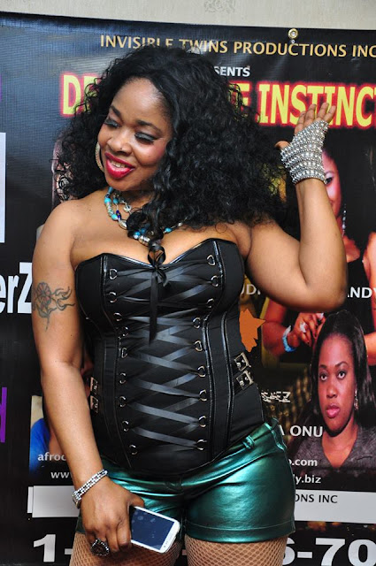 Afrocandy warns guys not to send fake pictures of their D***ks for her audition