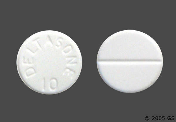 corticosteroid pills