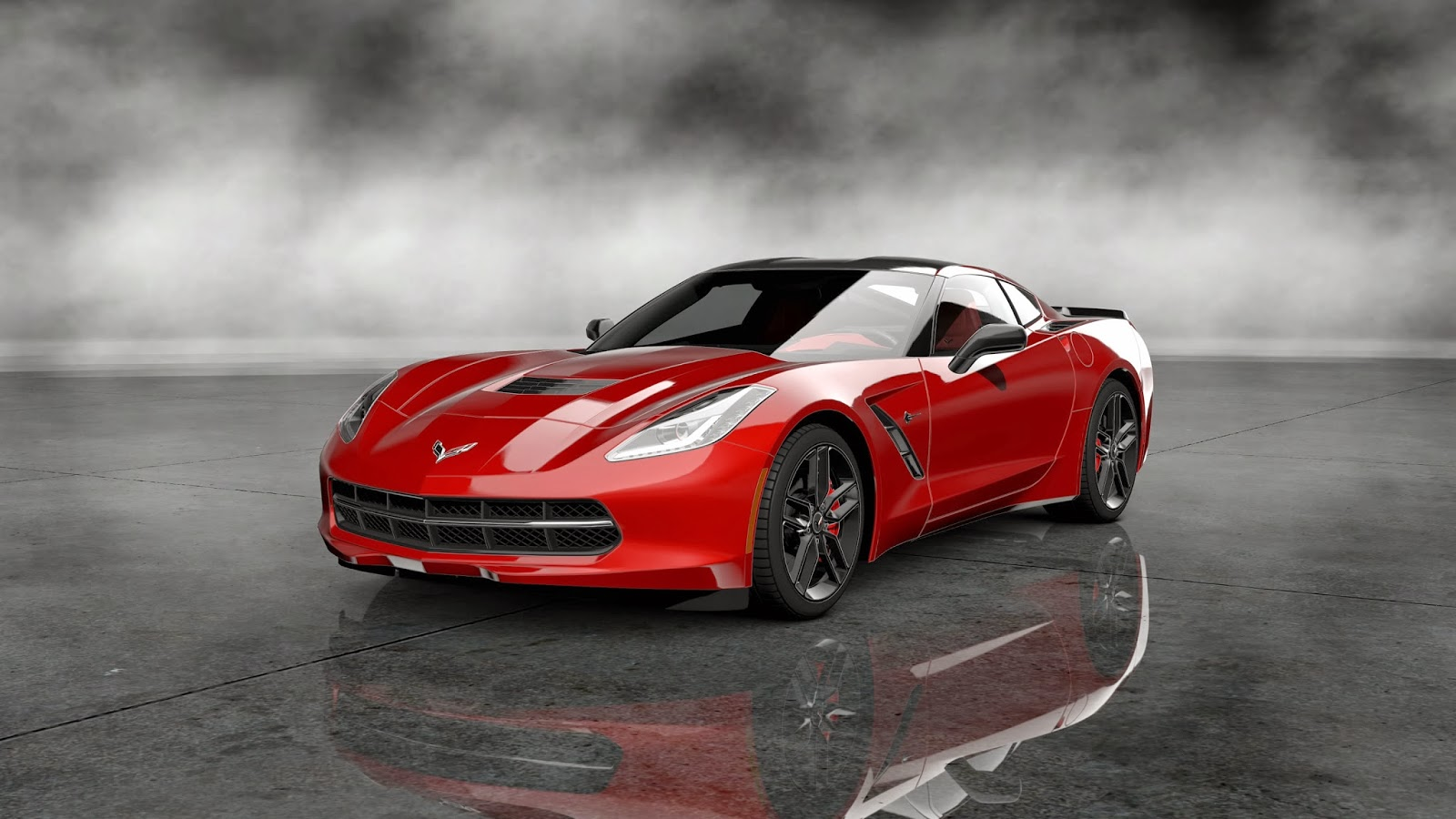 2014 Corvette Stingray Named Automobile of the Year