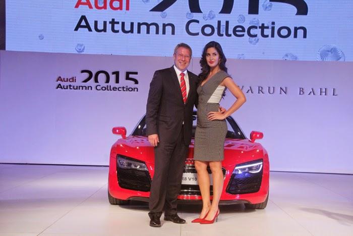 Katrina Kaif Launch Audi Autumn Collection Event Photos