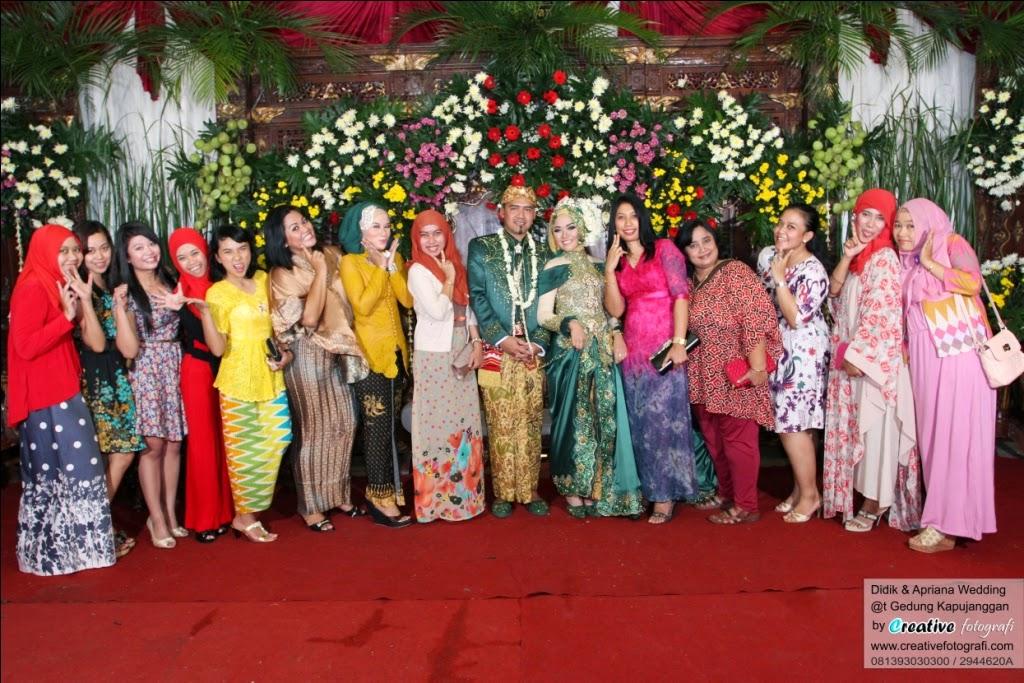 foto wedding pernikahan unik dan lucu