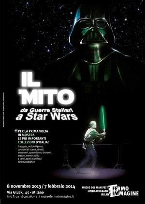 Weekend a Milano: mostra-evento Starwars al Museo Fermo Immagine