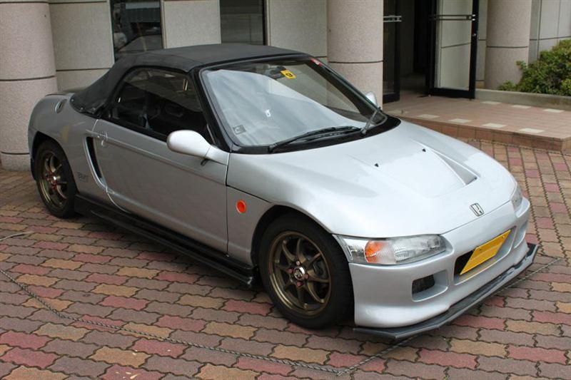 Honda Beat, kei car, roadster, samochody z lat 90, małe auta z napędem na tył