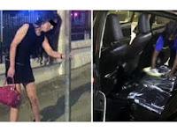 Muntah di Taksi, Wanita Seksi Enggan Beri Uang Tambahan