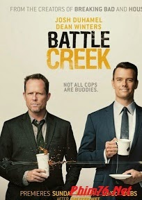 Phố Battle Creek Phần 1 - Battle Creek Season 1