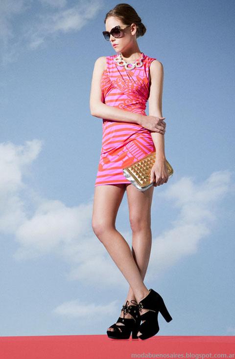Jazmin Chebar moda verano 2013 Argentina