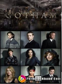 Gotham - Thành Phố Tội Ác - Gotham