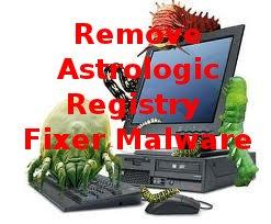 entfernen Astrologic Registry Fixer