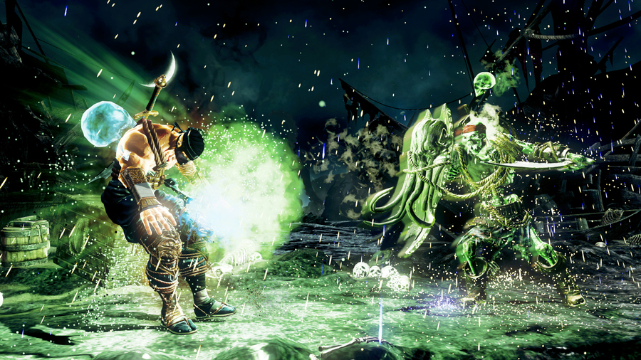 Killer Instinct spinal screenshot