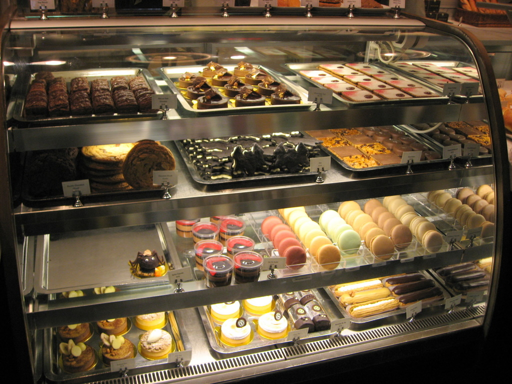 New York, Part II: Bouchon Bakery and Nougatine