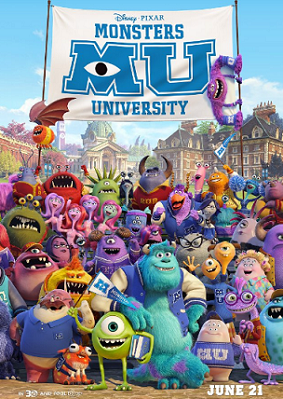Monsters University (2013) DVDRip XviD