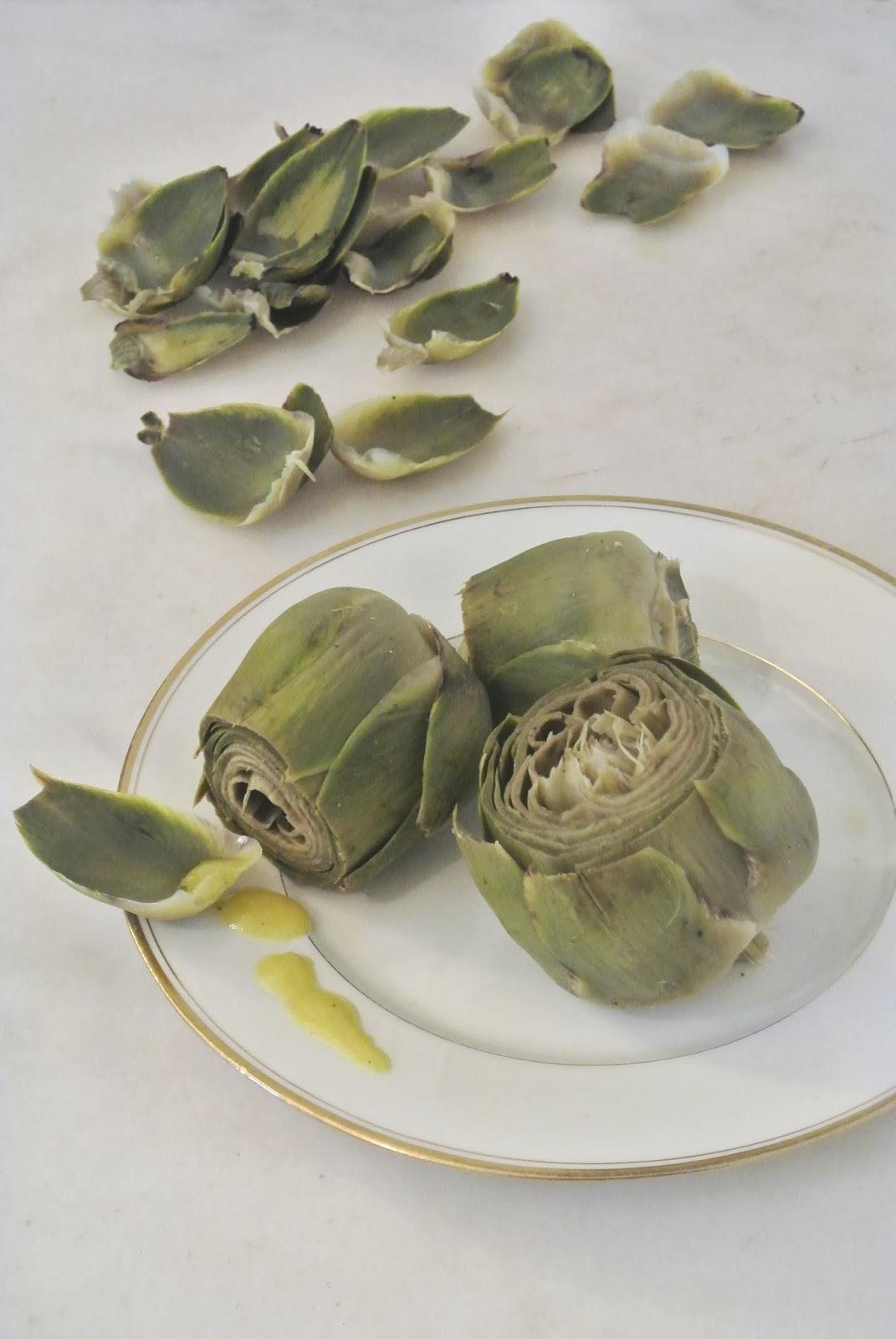 http://le-cru-et-le-cuit.blogspot.com.es/_alcachofas con vinagreta