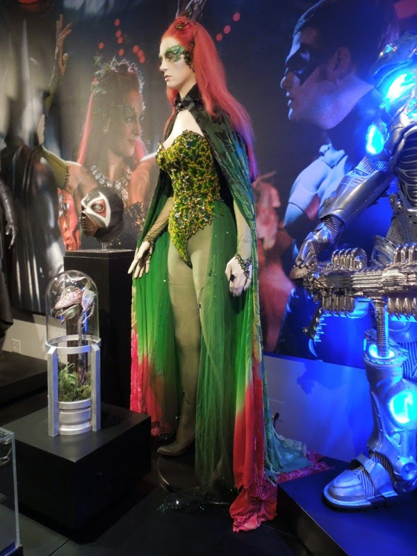 Original Batman and Robin Poison Ivy film costume