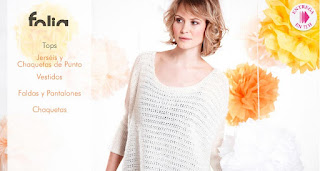 Oferta de ropa para mujer barata de la marca Folia
