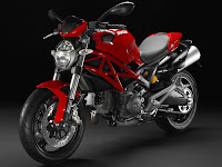 2012 Ducati Monster 696 Gambar Motor 4