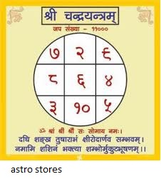 Moon Yantra for business
